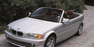3 serie (E46 coupe cabrio) 99-03