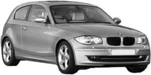BMW 1 E81/87 4/07 > 12