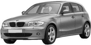 BMW 1 E87 9/04 > 4/07