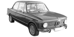 BMW 1602 - 2002