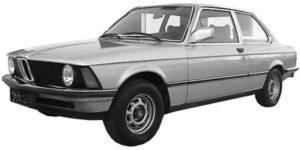 BMW 3 E21 -8/82