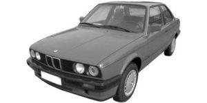 BMW 3 E30 8/82 > 91