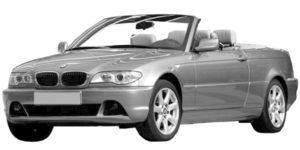 BMW 3 E46 CABRIO 03>06