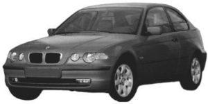 BMW 3 E46 COMPACT 01>05