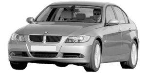 BMW 3 E90 05 > 09/08