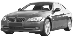 BMW 3 E92/3 Coupe 10>14