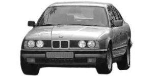 BMW 5 E34 4/88 > 11/95
