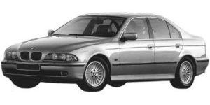 BMW 5 E39 11/95 > 08/03