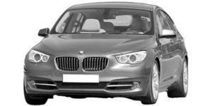 BMW 5 GT F07 10/09+
