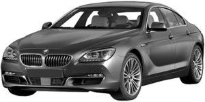 BMW 6 F06/F12/F13 11/10+