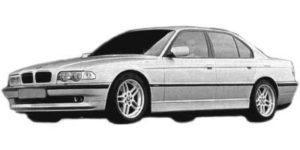 BMW 7 E38 9/94 > 11/01