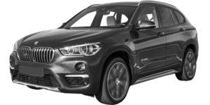 BMW X1 F48 09/15+