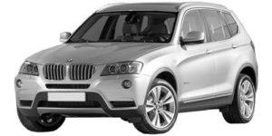 BMW X3 F25 10/10 > 14